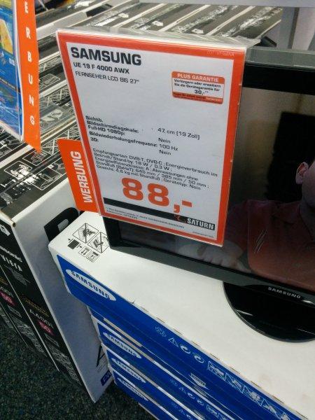 Samsung 19 Zoll TV LED @ Saturn