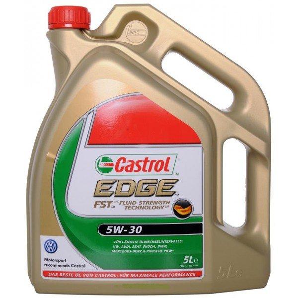 Castrol EDGE FST 5W-30 Synthese Motorenöle - 5L Flasche