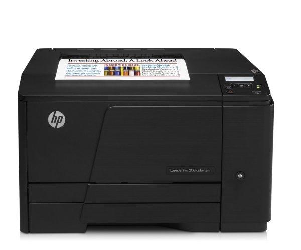 HP LaserJet Pro200 M251n ePrint Farblaserdrucker 102,- € @ Amazon inkl. cashback