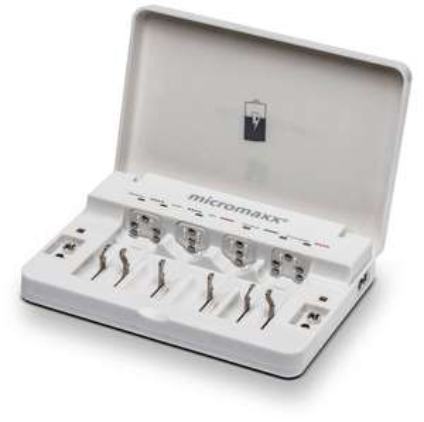 Micromaxx MD 13770 Universal-Batterieladegerät mit USB-Ladefunktion für 9,99€ @ebay