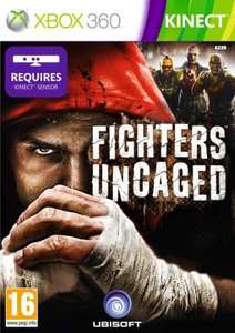 Fighters Uncaged, Motion Sports, Your Shape: Fitness Evolved  [Xbox-Kinect] je ~14.65€ @ zavvi