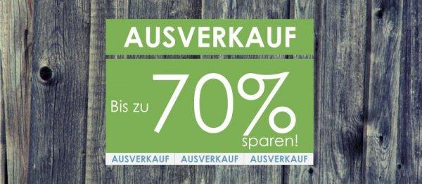Sale bei naturspross.de (Geschäftsaufgabe??)