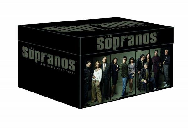 Die Sopranos - Die ultimative Mafiabox [28 DVDs] für 44,44€ @Amazon.de