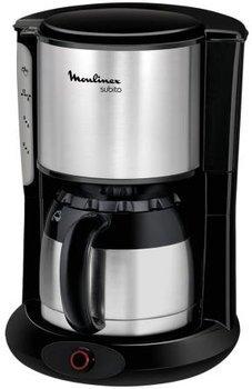 [V-MARKT] Moulinex Thermo-Kaffeemaschine Subito Edelstahl FT3608
