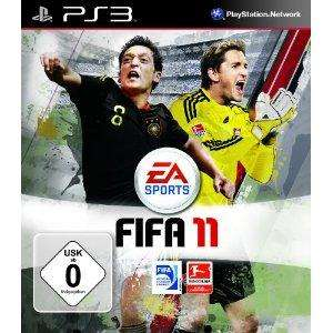 Fifa 11 PS3/Xbox 360 bei Saturn (bundesweit?!) 10 €