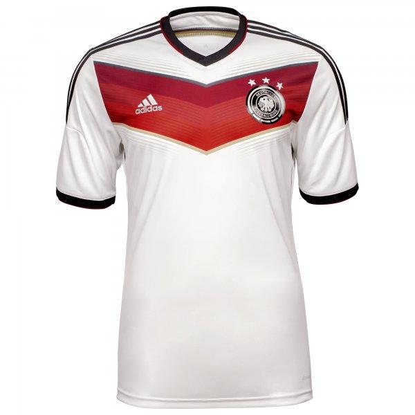 outfitter.de: WM 2014 DFB Trikot Home 3 Sterne - 39,96€