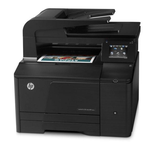 [Blitzangebot] HP LaserJet Pro 200 M276n e-All-in-One Farblaser Multifunktionsdrucker (A4, Drucker, Scanner, Kopierer, Fax, Ethernet, USB, 600x600) für 219€ @Amazon