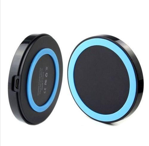 (CN) Qi Ladepad (in blau) für alle qi-fähigen Geräte (Nexus, HTC, Nokia, Samsung, Apple) für  3,60€ @ Ebay