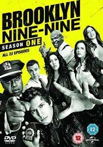 Brooklyn Nine-Nine Season 1 (DVD) amazon.co.uk für ca. 23 EUR