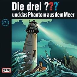 (MP3) Die drei Fragezeichen: und das Phantom aus dem Meer (171) - 3,49€