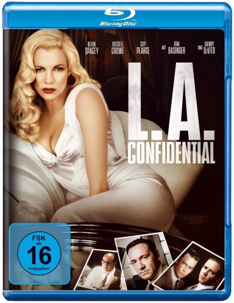 L.A. Confidential Blu-ray bei amazon.de (Prime) für 5,83 Euro nächster Preis 7,77 Euro.