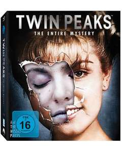 Twin Peaks - The Entire Mystery [Blu-ray] bei Amazon.de für 53,60 €