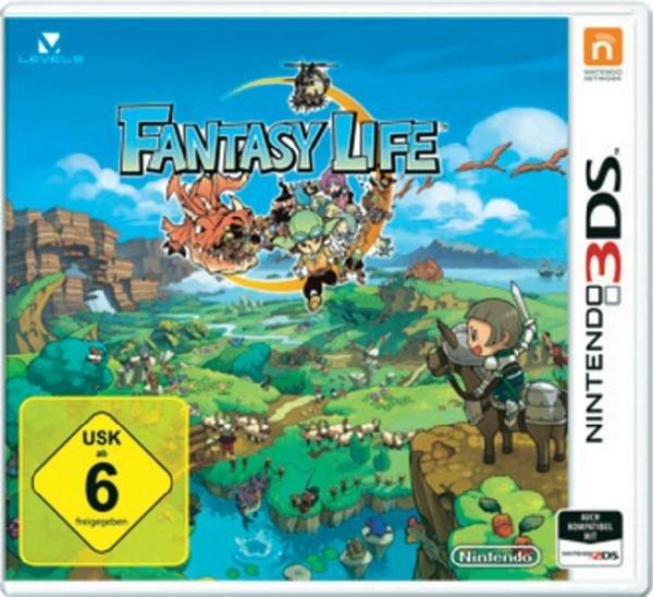 Fantasy Life für den 3DS
