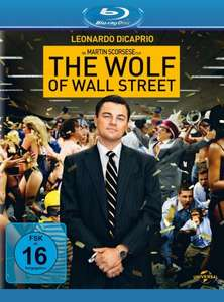 [amazon.de] The Wolf of Wallstreet Blu-Ray 12,40€ mit Prime