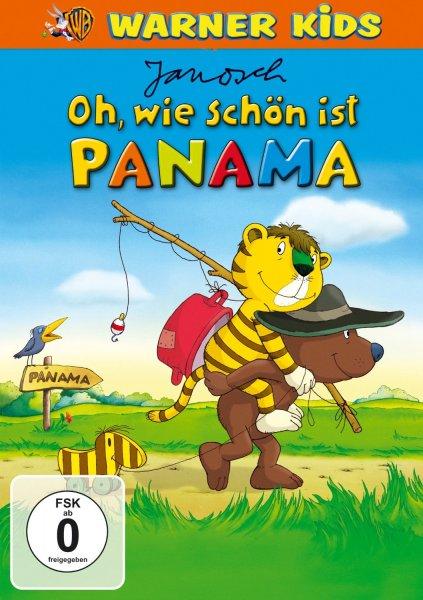 Amazon : DVD Janosch - Oh wie schön ist Panama 3,64 € Prime Kunden