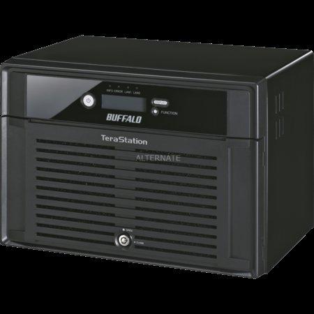 "Zackzack: Buffalo Technology NAS 2xUSB, 2xRJ45 LAN ""TeraStation Pro 8 Bay 8TB""  499.- Geizhals ab 758,06 niedrigster Preis bisher lt. GH  679,48 SCHON RUNTER AUF 60% verfügbar!!!"
