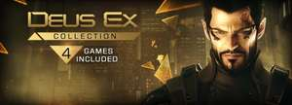 [Steam] Deus Ex Collection - Square Enix Store