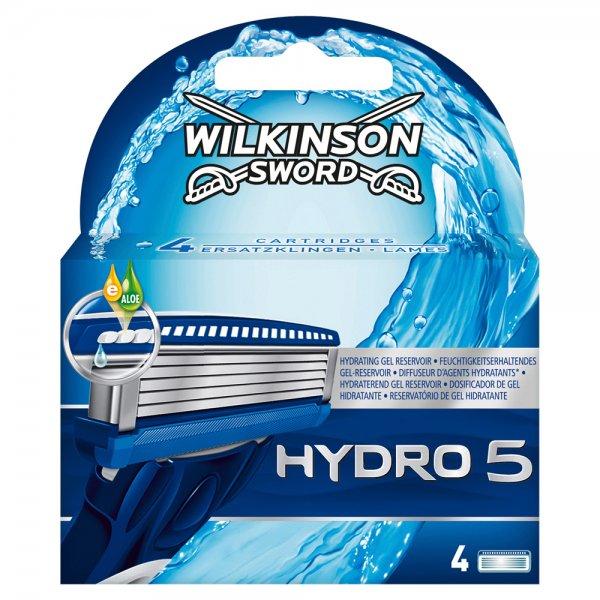 @Rossmann      Wilkinson Hydro 5 Ersatzklingen  (6 Stück) für 7,95€    I     Wilkinson Xtreme3 sensitiv 8 STück für 3,99€  I  5 Klingen  Hydro 5  Power Select mit Coupies für 5,99€.