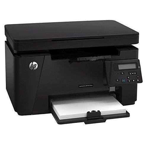 [blitzangebot] HP LaserJet Pro M125nw Laser-Multifunktionsdrucker M125nw (WLAN, Ethernet, USB 2.0) schwarz für 125€ @amazon