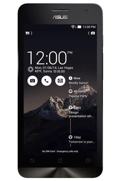 """Asus Zenfone 6 (Single-Sim) schwarz für 199€ @BASE - 6"""" Android Smartphone"""