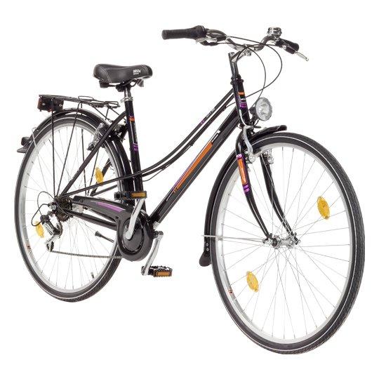 Mifa, Citybike City 100 Damen oder Herren für 135,30 € im real,- mit 30-fach PayBack Punkten