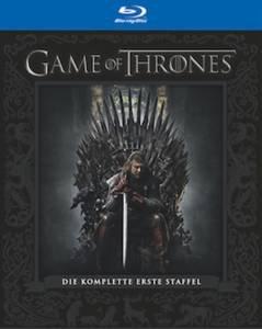 [Amazon-Prime] Game of Thrones Staffel 1 Bluray