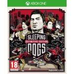 Sleeping Dogs Definitive Edition (Xbox One Store) (HongKong)