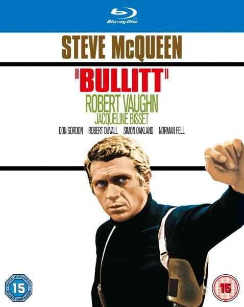 Blu-ray - Bullitt für €5,49 (15 Prozent auf alle Blu-rays) [@Wowhd.se]