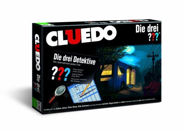 Cluedo - Die drei ??? (26,49 Euro inkl. Versand)