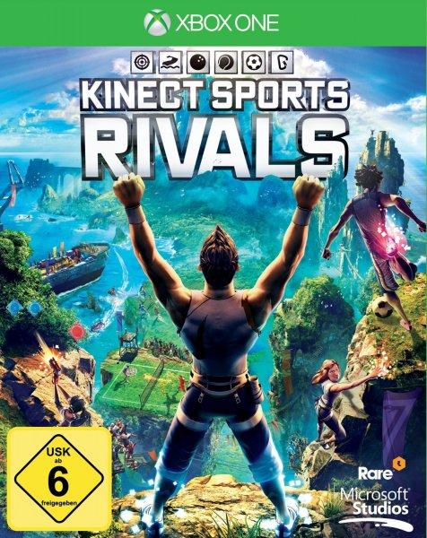 Kinect Sports Rivals (@ Media Markt Neukölln)