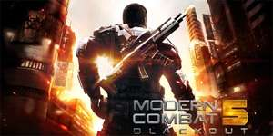 Modern combat 5 (android)  40% off