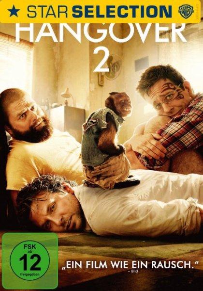 Hangover 2 DVD für 1,17 Euro (Prime) @ Amazon WHD (Gebraucht - wie neu)