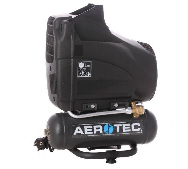 [3%Qipu] Aerotec Airliner 2 PRO Ölfrei - Druckluft-Kompressor Kessel-Inhalt 2: / 8 bar für 104,90€ frei Haus @DC