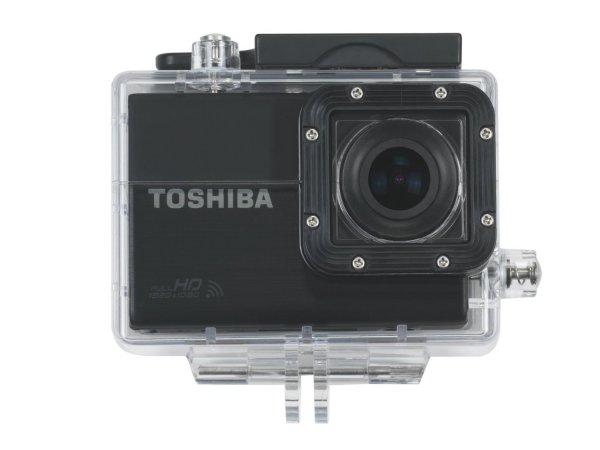 [3% Qipu] TOSHIBA Camileo X-SPORTS - Action-Kamera für 159,99€ frei Haus @pixmania