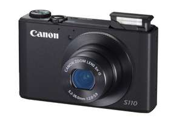 Canon PowerShot S110 Kompaktkamera für 189,95 € @Amazon.it
