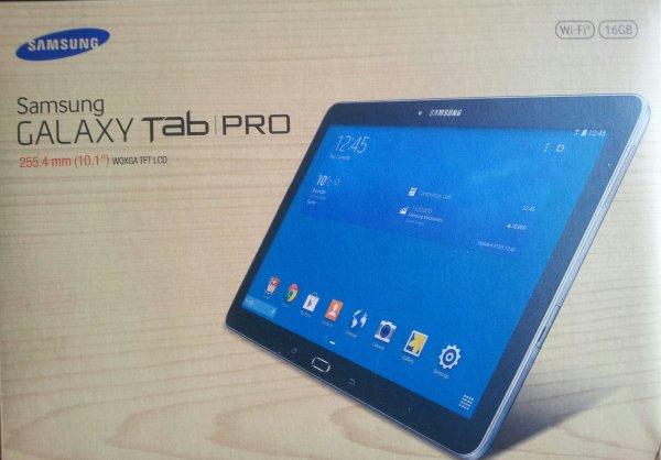 [Media Markt Memmingen] Samsung Galaxy TabPro 10.1 Wifi (SM-T520) für 249,- €
