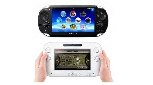 PlayStation Vita Wi-Fi / PS Vita Mega Pack 1 für 120€ / Wii U 189€ Basic Pack Real ( Lokal im Markt  Edingen-Neckerhausen)