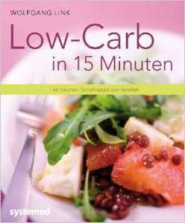 Low-Carb in 15 Minuten - für 7,99 Euro kaufen und für 11,88 Euro verkaufen (Trade-In).