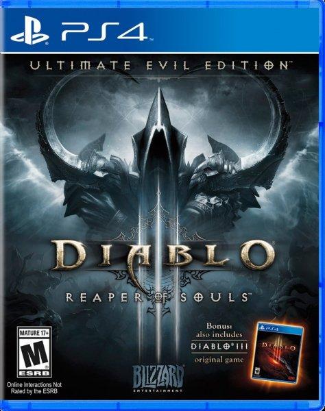 Diablo 3 - Ulitmate Edition - PS4 - Amazon