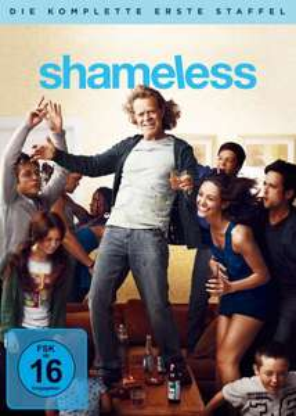 Shameless Staffel 1 bis 3 auf DVD ab 8,02 € @Amazon