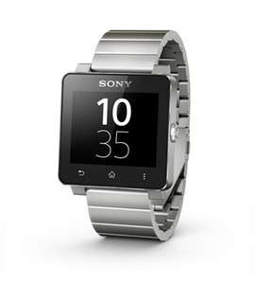[Amazon.de Blitzangebote] Sony Smartwatch 2 SW2 mit silbernem Metallarmband für 108 EUR