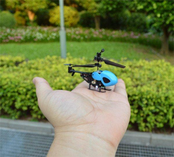 Extrem günstiger Micro Helicopter QS5013 für 7,28 von Banggood Update Gutschein bis 10.10