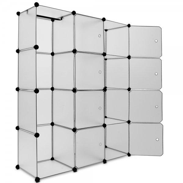Kunststoffboxenregal 12 Boxen 600l multifunktional @ebayWOW zu 37,99€