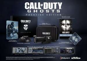 Call of Duty: Ghosts - Prestige Edition (100% uncut) - PS4 (WHD)