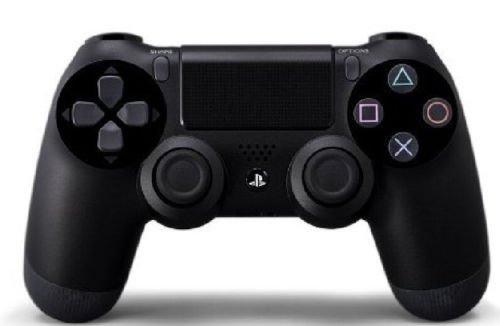 Neuer DualShock 4 Controller in schwarz @ebay.de
