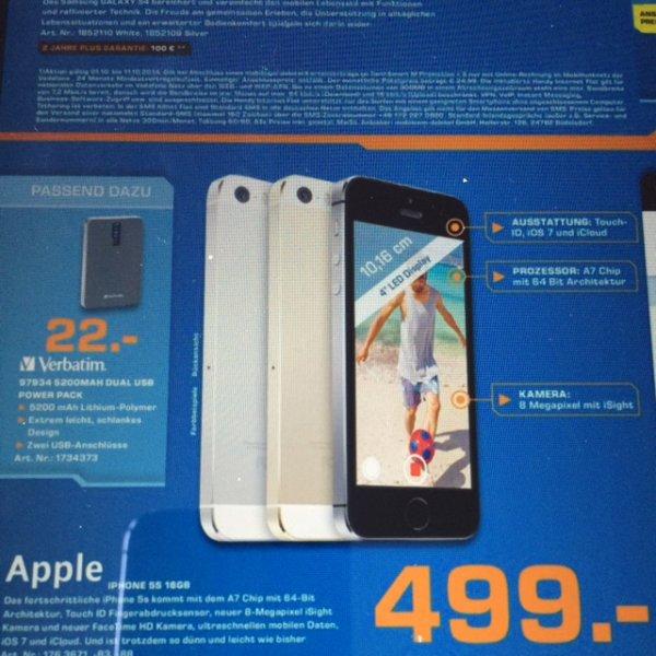 [POTSDAM] iPhone 5S  16GB alle Farben
