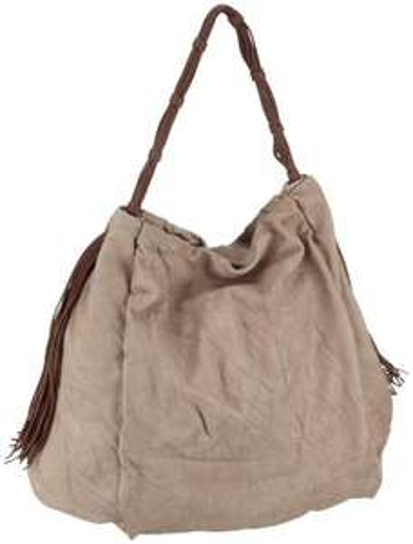 Strenesse Blue Lederhandtasche Grau für 141,16 EUR statt 349 EUR - nur noch 2 verfügbar
