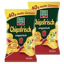 Funny Chipsfrisch ungarisch 250g + 40g für nur €1,66@Kaufpark nur am Samstag 11.10.2014