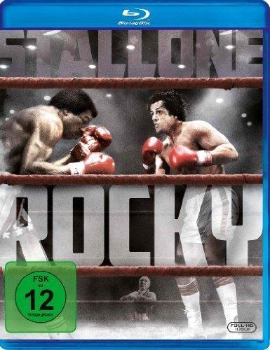 [Blu-ray] Rocky Remastered für 5,83€ @Amazon