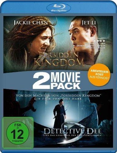 [Amazon Prime] 2 Movie Packs für je 4,97 € [Blu-ray]